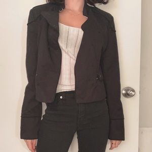 Juicy couture black blazer